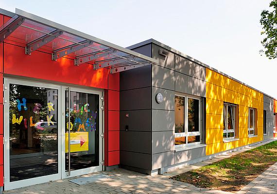 Kita Und Kindergarten Bauen Alho Systembau