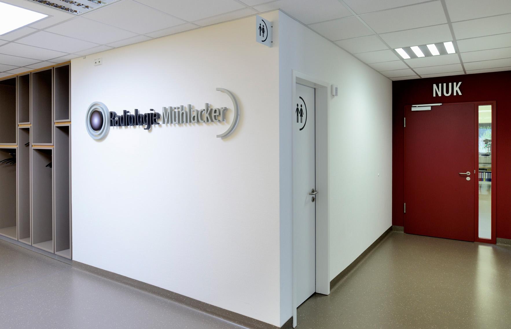 Neubau Radiologie Enzkreisklinik Mühlacker | ALHO Systembau